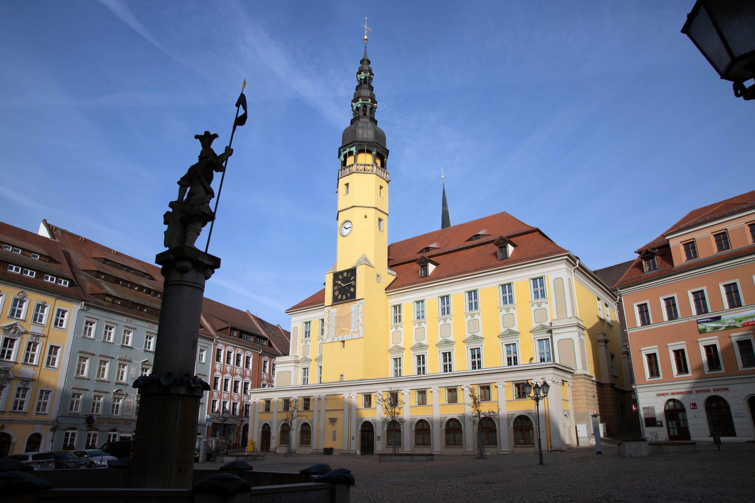 Bautzen (Sorbisch: Budyšin)