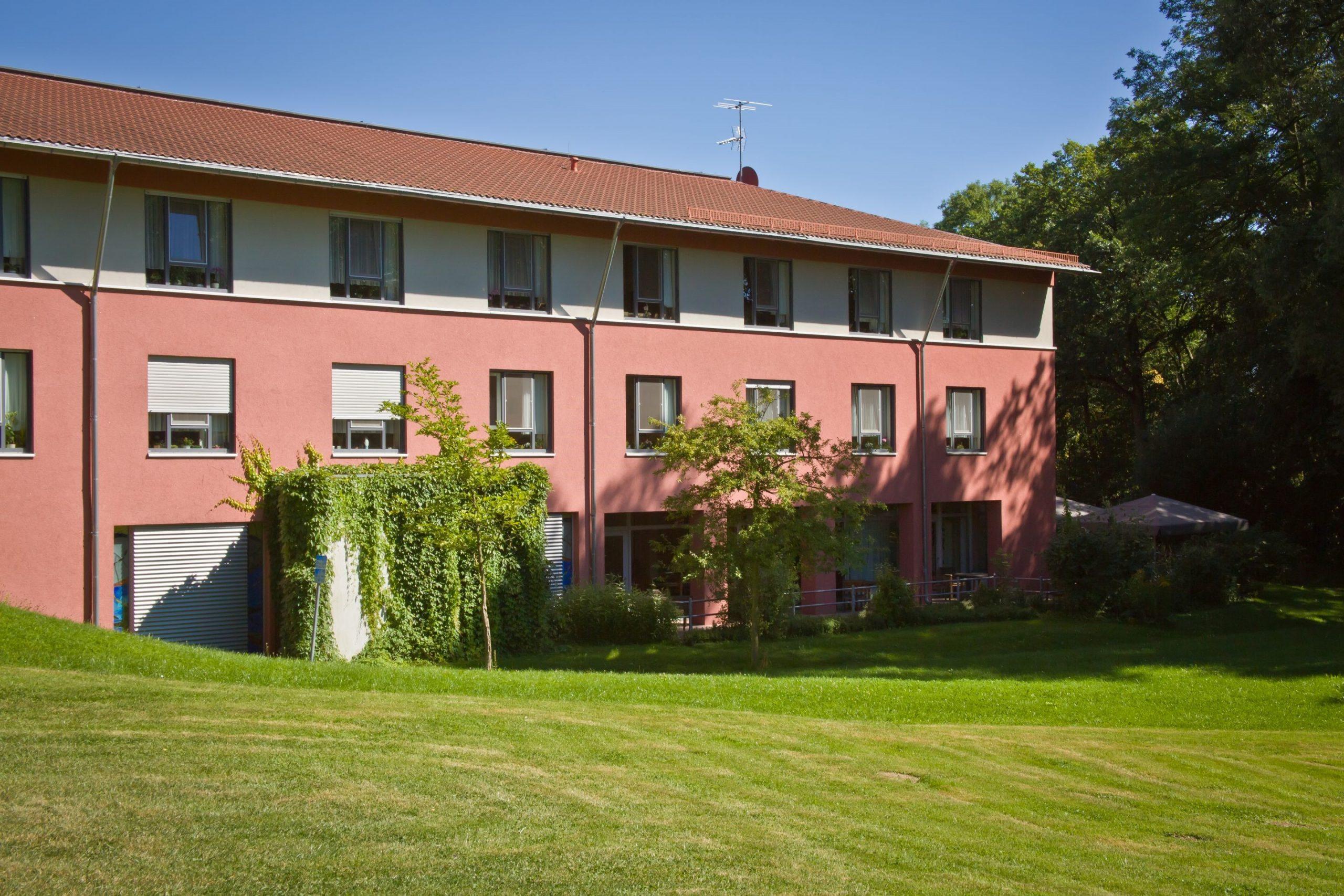 Altenheim St. Ludmila in Crostwitz