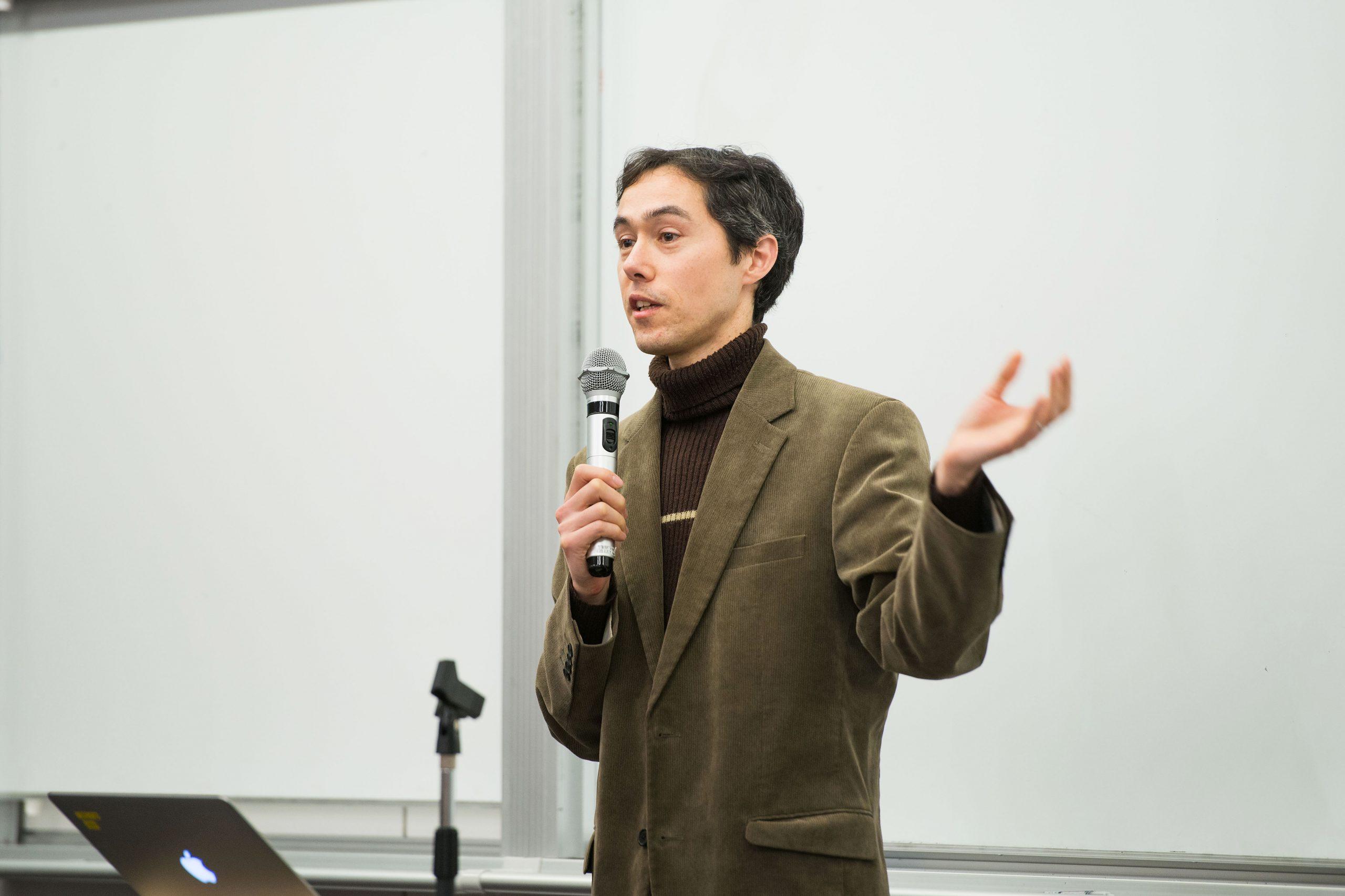Prof. Dr. Christoph Kimura | Sorbisch? Na klar.